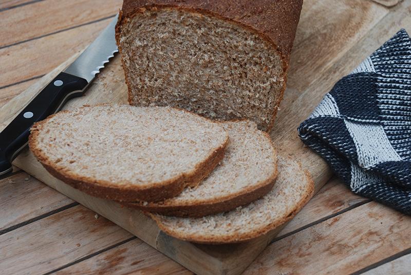 Tarwe volkorenbrood