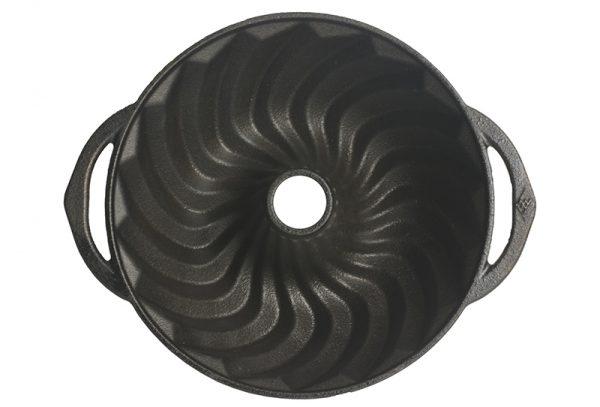 Gietijzeren bakvorm tulband